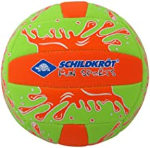 Schildkroet Funsports 970174 - Pelota pequeña de neopreno para volley playa, multicolor, tamaño M