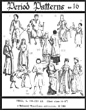 Long and Short Medieval Tunics Pattern