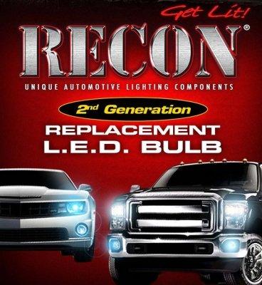 Recon Accessories 264216Wh Bulb
