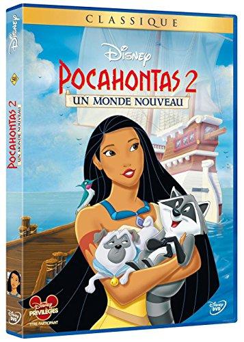 Pocahontas 2 : un monde nouveau [Edizione: Francia]