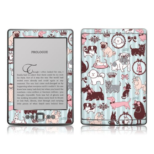 DecalGirl Kindle Fire Skin - Doggy Boudoir