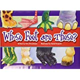 Whose Feet Are These? - Identify Animals by Opening Flaps