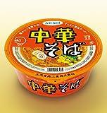 大黒食品工業 AKAGI 中華そば 90g(めん72g) 12個入 1ケース