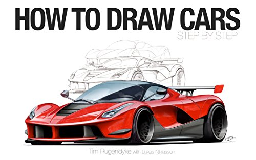 How To Draw Cars - Step By Step (How To Draw Cars Step By Step compare prices)