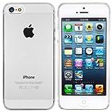 mumbi Schutzh�lle iPhone 5 5S H�lle Hardcase (harte R�ckseite) klar