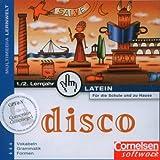 Software - disco, CD-ROMs : 1./2. Lernjahr, Netzwerkf�hige Lizenz, 1 CD-ROM Mit Sprachausgabe
