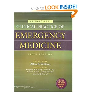 Harwood-Nuss' Clinical Practice of Emergency Medicine 5th edition PDF
