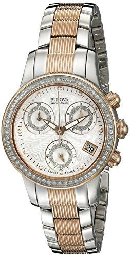 Bulova-Accu-Swiss-Womens-65R153-Diamond-Two-Tone-Watch