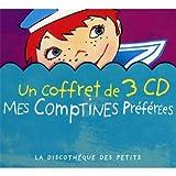 echange, troc Compilation - Coffret 3 CD : Mes Comptines Preferees