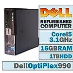 Dell OptiPlex 990 SFF/Core i5-2400 Qu...