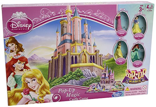 Disney Princess Pop-Up Magic Castle Spiel