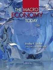 The Macro Economy Today, 13th edition (The Mcgraw-Hill Series Economics)