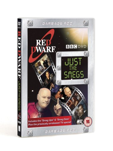 Red Dwarf : Just The Smegs - Smeg Ups and Smeg
