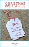 Printables: Christmas Printables That Can Be Downloaded Free: Gift Tags, Greeting Cards and Ornaments