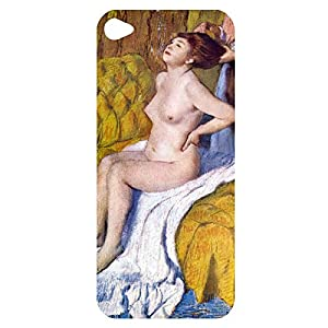The Body Care by Degas - Hard Shell Back Cover for iPhone 5/5s