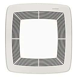Broan RB110 Ultra Pro Series Single-Speed Fan (110 CFM, 0.6 Sones)