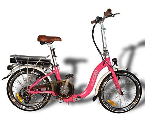 Elektrofaltrad Ranis Foldy 6 Elektrofaltrad – E-Bike – Klapprad