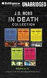 J  D  Robb In Death Collection 5: Origin in Death, Memory in Death, Born in Death, Innocent in Death, Creation in Death (In Death Series)
