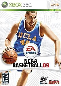 NCAA Basketball 09 - Xbox 360 by Electronic Arts