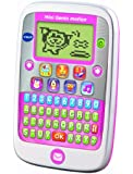 VTech - Mini Genio Motion, tablet educativo, color rosa (3480-132357)