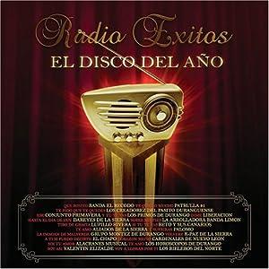 Various Artists - Radio Exitos: El Disco del Ano - Amazon.com Music