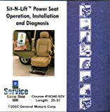 Sit-N-Lift Power Seat Operation, Installation and Diagnosis (AUTO)