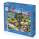 Gibsons I Love The Country Mini Jigsaw Puzzle (210 Pieces)