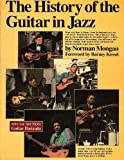 img - for History of the Guitar in Jazz by Norman Mongan (1983-08-02) book / textbook / text book