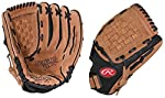 Rawlings R125WB Renegade Series 12 1/2 inch Pitcher/Outfielder Baseball/Slowpitch Softball Glove