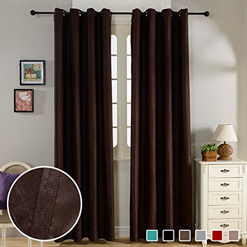 aurora home lace overlay propose blackout grommettop curtain