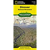 Dinosaur National Monument (National Geographic Trails Illustrated Map)