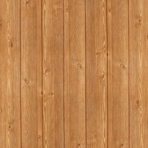 Decowall, HWN-22318, Wood Panel Effect Self Stick/Self-Adhesive Vinyl Wallpaper (1) 100cm x 50cm