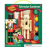 Masterpieces Works of Ahhh Nutcracker Guardsman Wood Paint Kit
