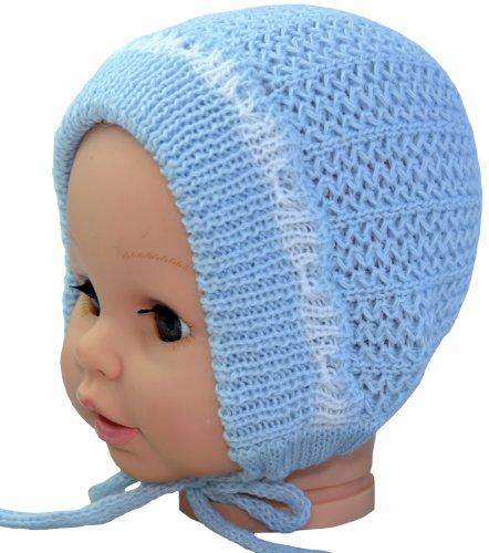 Newborn Baby Bonnets front-1068534