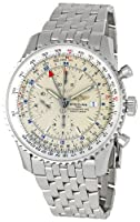 Breitling Men's A2432212/G571 Navitimer World Chronograph Watch by Breitling