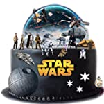 Stand Up Star Wars Cake Scene Premium...