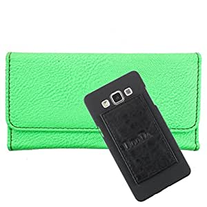DooDa PU Leather Wallet Flip Case Cover With Card & ID Slots For Blackberry Q10