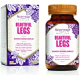 ReserveAge Beautiful Legs with Diosmin and Resveratrol, 30 Veggie Capsules
