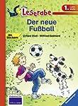 Leserabe - 1. Lesestufe: Der neue Fu�...