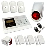 Defender Pro Wireless GSM Auto Dial House Alarm - Solution 6