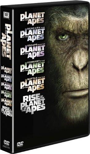 【FOX HERO COLLECTION】猿の惑星 DVD-BOX(6枚組)(初回生産限定)