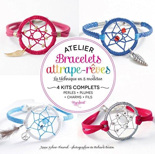 Kit complet Bracelets attrape rêves