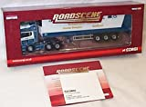 Corgi roadscene scania R series fridge A kerr & co douglas scotland lorry 1.76 scale limited edition diecast model