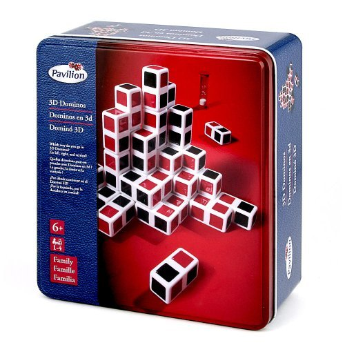 Pavilion 3D Dominos - 1