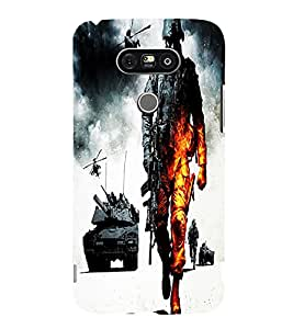 perfect print Back cover for LG G5
