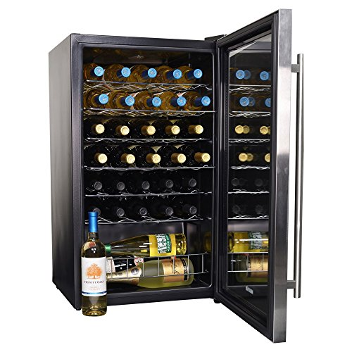 NewAir AWC-330E 33-Bottle Compressor Wine Cooler (Beverage Cellar compare prices)
