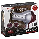 Revlon Perfect Heat Dryer, Pro Stylist Shine Booster, 1875 Watt, 1 dryer