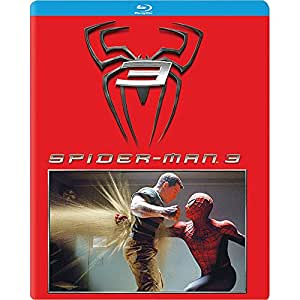 Spider-Man 3 (Future Shop Exclusive SteelBook) [Blu-ray]
