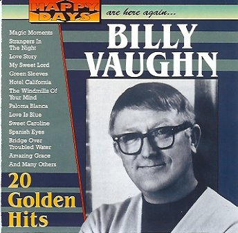 billy vaughn - Golden Memories of Billy Vaughn - Five Original Albums - Zortam Music