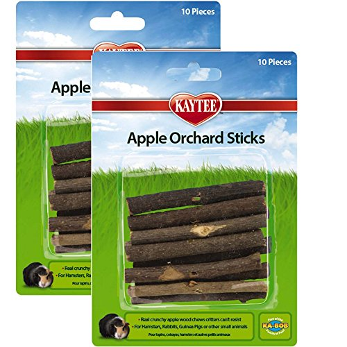 SuperPet Apple Orchard Sticks (10 Pieces) 51jTWMG149L